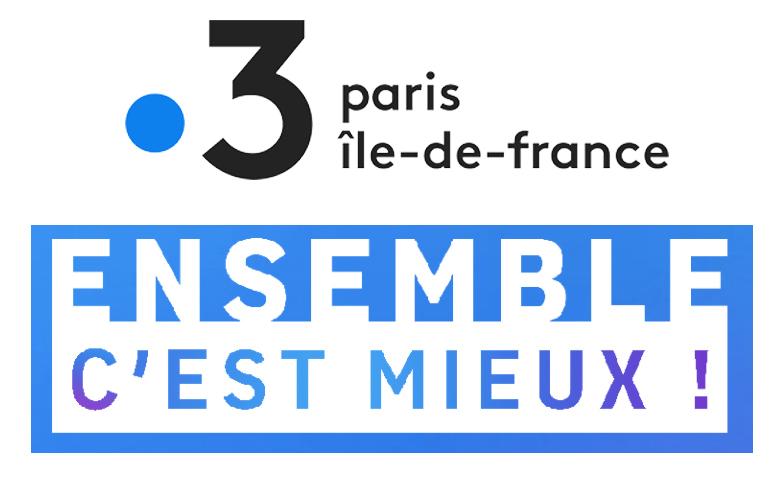 Logo France 3 Ensemble C'est Mieux